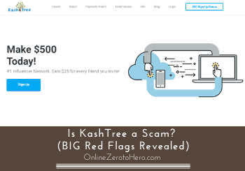 Is KashTree a Scam? (BIG Red Flags Revealed)