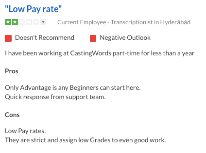 castingwords-low-pay-review