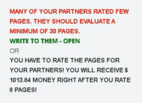 oproswho payout rejected