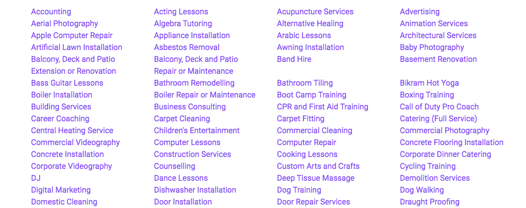 bidvine-services