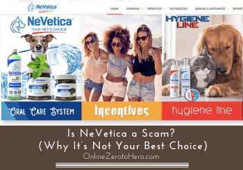 Is NeVetica a Scam? (Why It's Not Your Best Choice)
