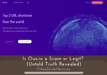 is ouo io a scam review header