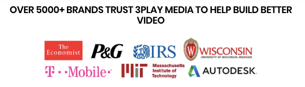 3play media clients