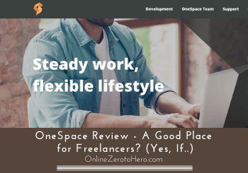 OneSpace review header