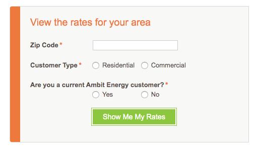 ambit energy view rates