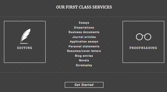 polished paper first class services