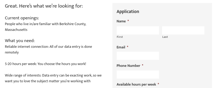 zeitcaster we are hiring