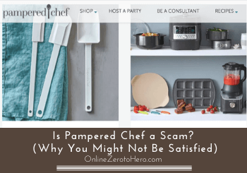 Is Pampered Chef a Scam? (Why You Might Not Be Satisfied)